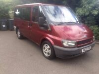 for sale ford tourneo 8+1 seater good condition 1350£