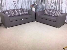 ***SPECIAL OFFER!*** BRAND NEW JADE CORNER SOFA OR (3+2) 1 YEAR WARRANTY