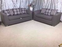 BRAND NEW JADE 3+2 SOFA *SPECIAL OFFER!*