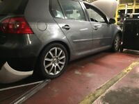 Breaking VW GOLF MK5 1.4fsi, audi vw skoda seat