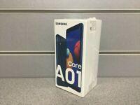 Samsung Galaxy A01 core-Black-16gb
