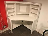 IKEA hemnes corner desk / workstation