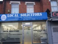 3 Bedrooms Flat Above LOCAL SOLICITORS St Johns Road Isleworth JUST BEHIND ISLEWORTH TRAIN STATION
