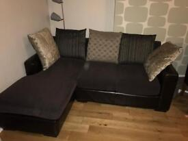SOLD... corner sofa for sale. Was £180 NOW £150