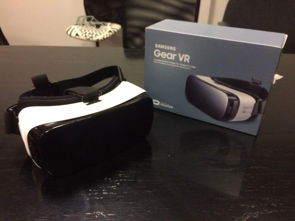 Samsung Gear VR (Oculus) - With box
