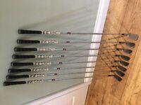 Titleist 755 Stiff Shaft Golf Clubs