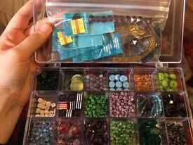 Jewellery making / beadwork starter kit