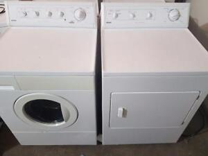 Alternative Appliances kenmore frontload washer and dryer set