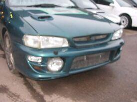Subaru Impreza Facelift Front Bumper 97-01