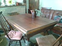 Victorian Dining/ Hall/Occasional Table