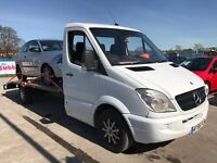 2006 56 Mercedes Recovery Truck for - Full MOT - 227k Miles- Pulls Well!! - Excellent Business!!