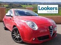 Alfa Romeo Mito TWINAIR SPORTIVA (red) 2014-05-30