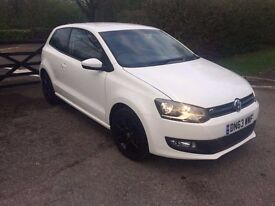63 PLATE VOLKSWAGEN POLO MATCH EDITION 1.2 IN WHITE CAT C 26,000 MILES ONLY EXCELLENT CONDITION