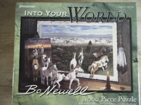 Bo Newell puzzle