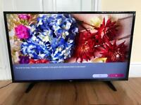 LG 43 inch Full HD LED with Freeview HD