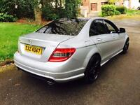 Here we have my beautiful Mercedes c320 cdi sport auto 3.0 V6 diesel!