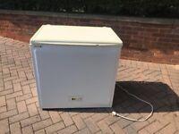 White Norfrost chest freezer