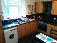 Double room to rent, quiet fully furnished flat, city centre