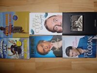 COLLECTION OF 6 HARDBACK BOOKS