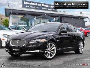 2013 JAGUAR XF LUXURY 3.0L AWD |NAV|CAMERA|1OWNER|NO ACCIDENTS