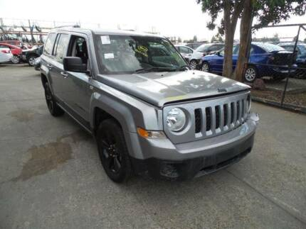 Wrecking 2014 Jeep Patriot Keilor East Moonee Valley Preview