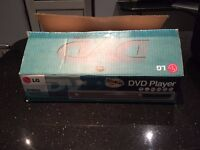 LG DV8600 DVD Player