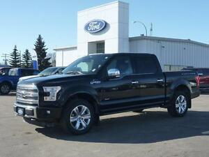 2015 Ford F-150 Platinum FULL LOAD MINT CONDITION