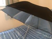 Photographic reflective umbrella