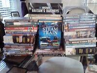 Various Railway DVD'S