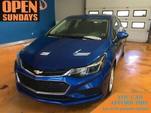 2017 Chevrolet Cruze LT! POWER ROOF / HEATED SEATS / B-UP CAM!