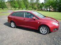 2010 Seat Ibiza Sport CR TDi Same as Polo Not Corsa Fiesta £30 Road Tax