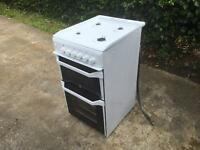 Gas cooker Indesit it50gw, great condition
