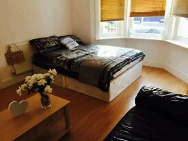 Amazing king size double bedroom newly refurbished available near SEVEN SISTERS