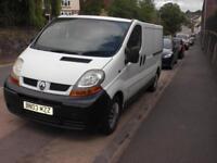 Renault Trafc lwb