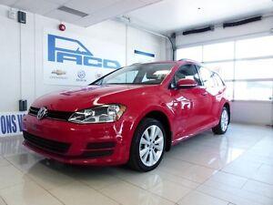2016 Volkswagen GOLF SPORTWAGON 1.8 TSI SIÈGES CHAUFFANTS