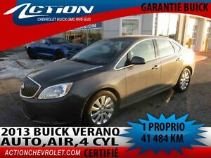 2013 BUICK VERANO SEDAN AUTO.AIR.4 CYL.1 PROPRIO