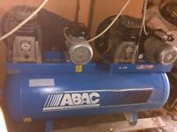 ABAC 270LT AIR COMPRESSOR
