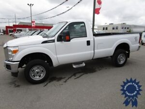"2016 Ford F-250SD XL Regular Cab 137"" WB w/8' Box, 17"" Wheels"
