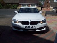 BMW 320D EFFICIENT DYNAMICS (62 plate)