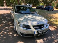 2007 Saab 9-5 1.9 TiD Vector Sport 5dr AUTOMATIC Full Service History HPI Clear 2 Keys