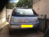 VAUXHALL CORSA 2005 - 1.2L SILVER - 75k MILES - NO MOT - STARTS AND DRIVES - SPARES OR REPAIRS