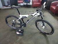 2012 Cannondale Scalpel 2 Lefty Mountain Bike Dual Suspension