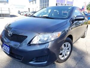 2009 Toyota Corolla CE IN GREAT CONDITION..