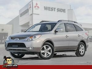 2011 Hyundai Veracruz GL–Accident Free–One Owner–AWD–2.0L–