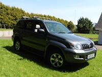 2009 AUTOMATIC TOYOTA LAND CRUISER AUTOMATIC