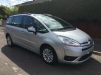 2008 Citroen C4 Picasso, MOT August 2018, 3rd gear synchro worn