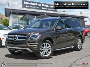 2015 MERCEDES BENZ GL 350 BlueTEC |NAV|CAMERA|BLINDSPOT|ROOF|WAR