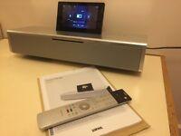 Rare Loewe Soundvision Audio System Bluetooth Internet Radio Wireless iPhone 8 X iPod Streaming USB