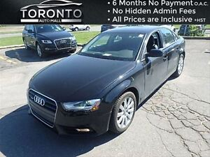 2013 Audi A4 Quattro+Led+Xenon+Leather+Rooof+Bluetooth