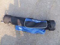 Ben Sayers lightweight portable golf bag